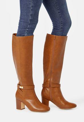 f7f053b80b6 Køb støvler billigt online | -75% VIP-rabat* | JustFab Shop