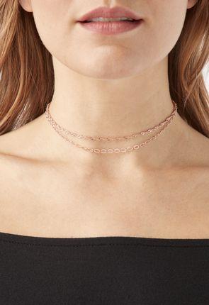 5c5e37e4ed03 Trío de collares Chain ...