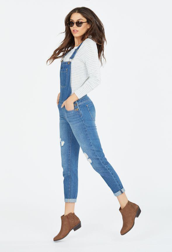 Slim Overall