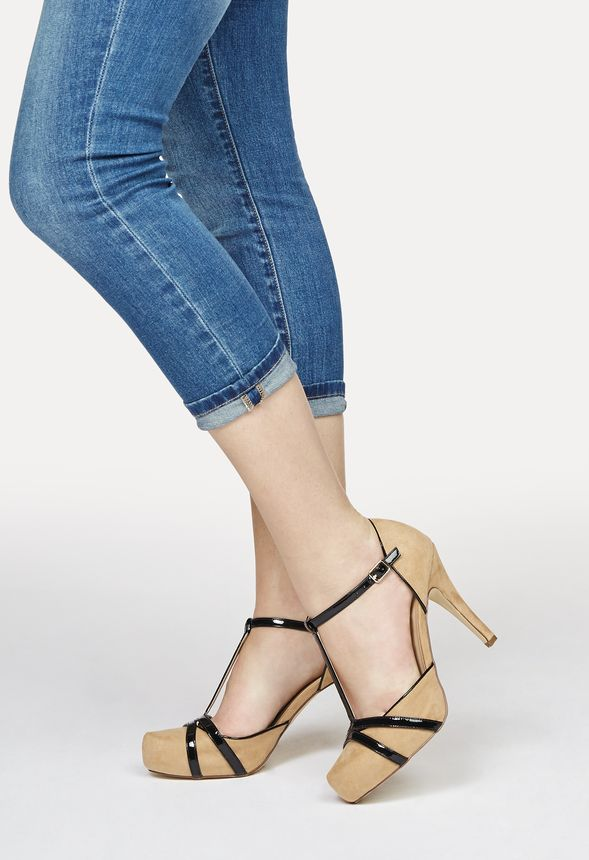 Plates Chaussures Justfab Justfab Chaussures Plates Justfab 8ONvm0wn
