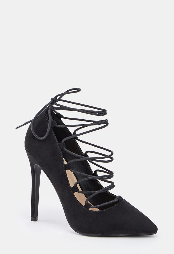 3896b81a7 Orana Shoes in Black - Get great deals at JustFab