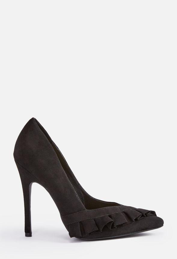 0e418b19338ef6 Tori Pump Schuhe in Schwarz - günstig online kaufen im JustFab Shop ...