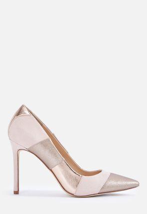 96e6cf98068ad9 Lyssa Pumps Schuhe in blush multi - günstig online kaufen im JustFab ...
