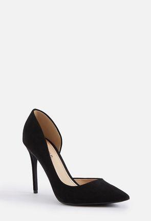 84c1b0d7e8546 Tori Pump Shoes in Black - Get great deals at JustFab