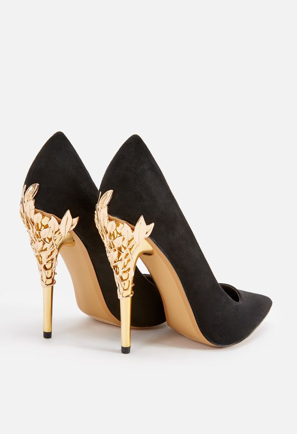 6dded57b94e ESPERANZA PUMP Shoes in Black - Get great deals at JustFab