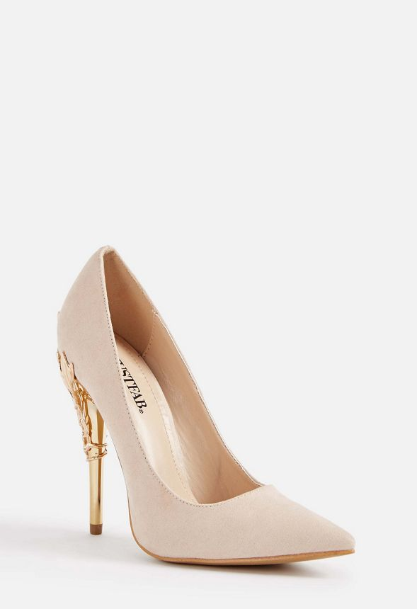 1769190a880 ESPERANZA PUMP Shoes in Blush - Get great deals at JustFab