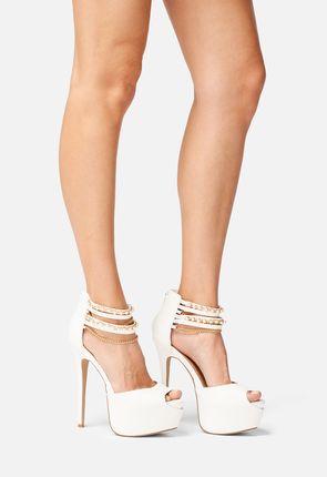 9999fe0d4d8 Zapatos de tacón Elsa ...