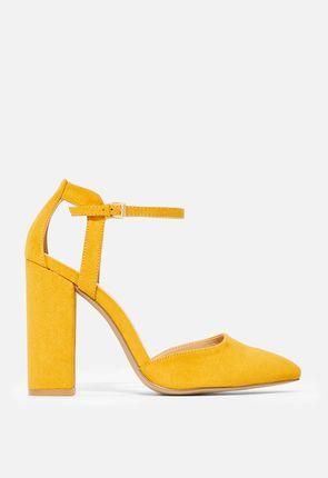 9b115e08a14cc Block heel pumps for women | Buy online now | 75% Off VIP discount ...