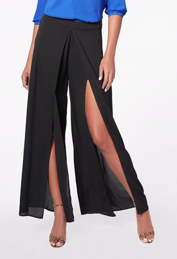 Double Layer Palazzo Pant