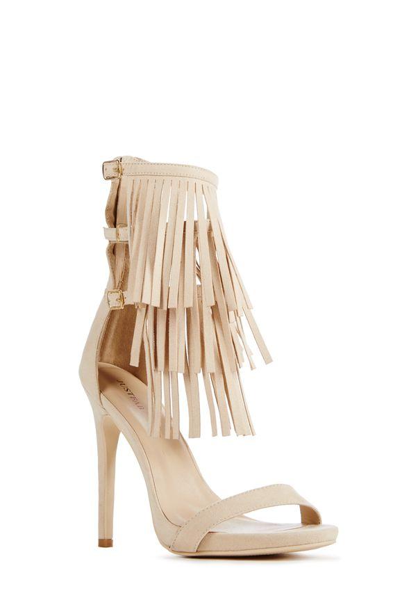1efae594648 Chaussures Janine en Ivoire - Livraison gratuite sur JustFab