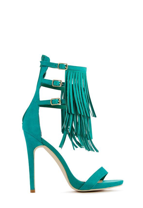2129761eba2972 Janine Schuhe in Türkis - günstig online kaufen im JustFab Shop ...