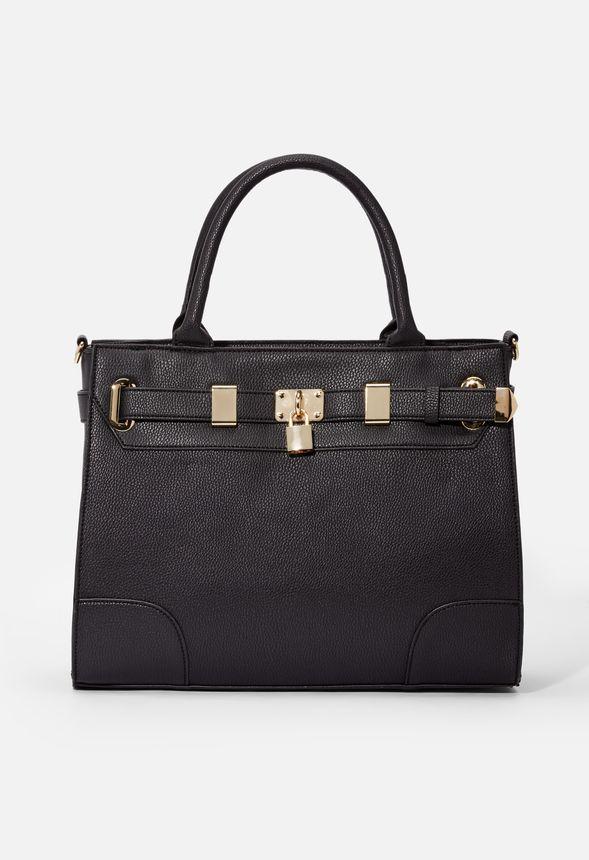 c141ce0692722 Darin Handtaschen in Schwarz - günstig online kaufen im JustFab Shop  Deutschland