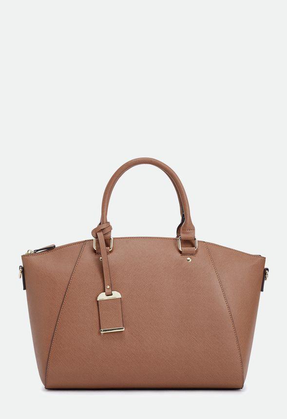 76acb3faefd5b Otis Handtaschen in taupe - günstig online kaufen im JustFab Shop  Deutschland