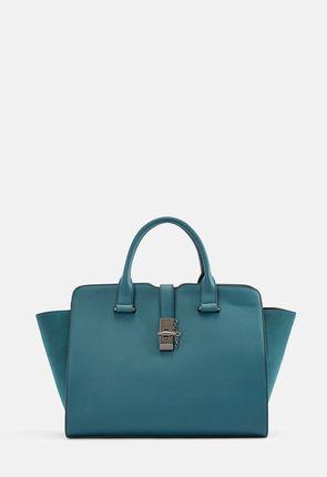 Look Luxurious Satchel ... f09e135fc79cd
