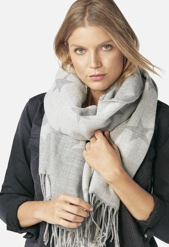 starstruck scarf accessoires in charcoal g nstig kaufen. Black Bedroom Furniture Sets. Home Design Ideas