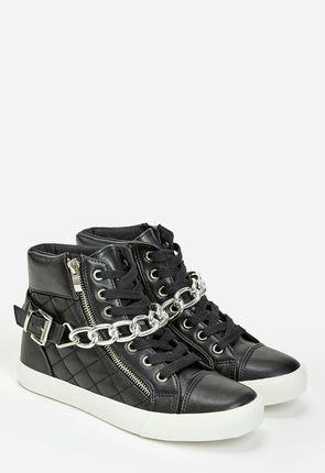 f0014c3cd580a8 Faun Schuhe in Schwarz - günstig online kaufen im JustFab Shop ...