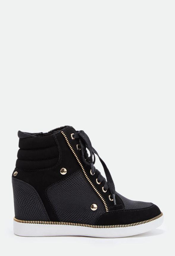 Chaussures Janis Livraison en Noir Livraison Janis gratuite sur JustFab 572e2c