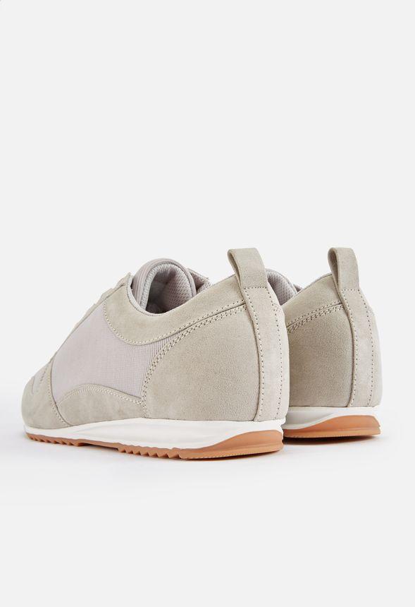 Chaussures Ayma Track Shoe En Gris Livraison Gratuite Sur Justfab