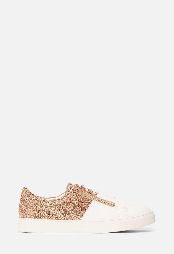 Kick It Up Sneaker Schuhe in WHITEROSEGOLD günstig online