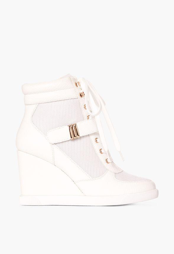 high tops wedge sneakers