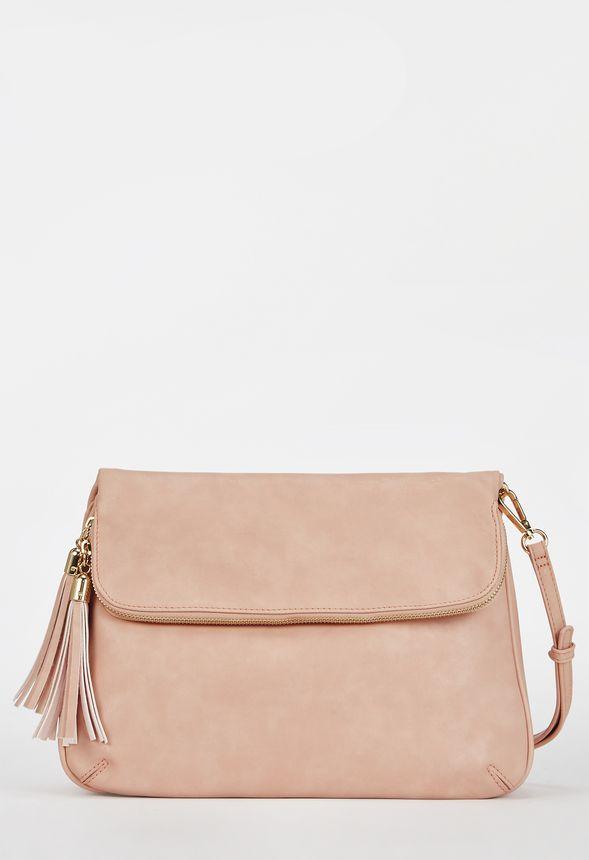 1314f84c012b5 Desi Handtaschen in blush - günstig online kaufen im JustFab Shop  Deutschland