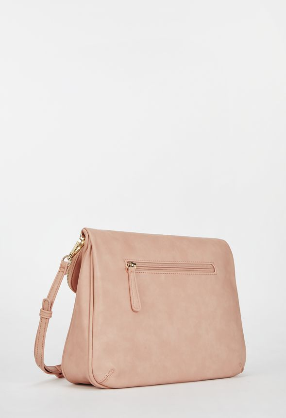 e7a5aac9b6076 Desi Handtaschen in blush - günstig online kaufen im JustFab Shop ...