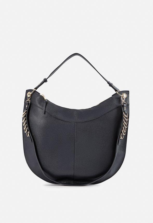 fc5b1ad54f76f Vali Shoulder Bag Handtaschen in Schwarz - günstig online kaufen im JustFab  Shop Deutschland
