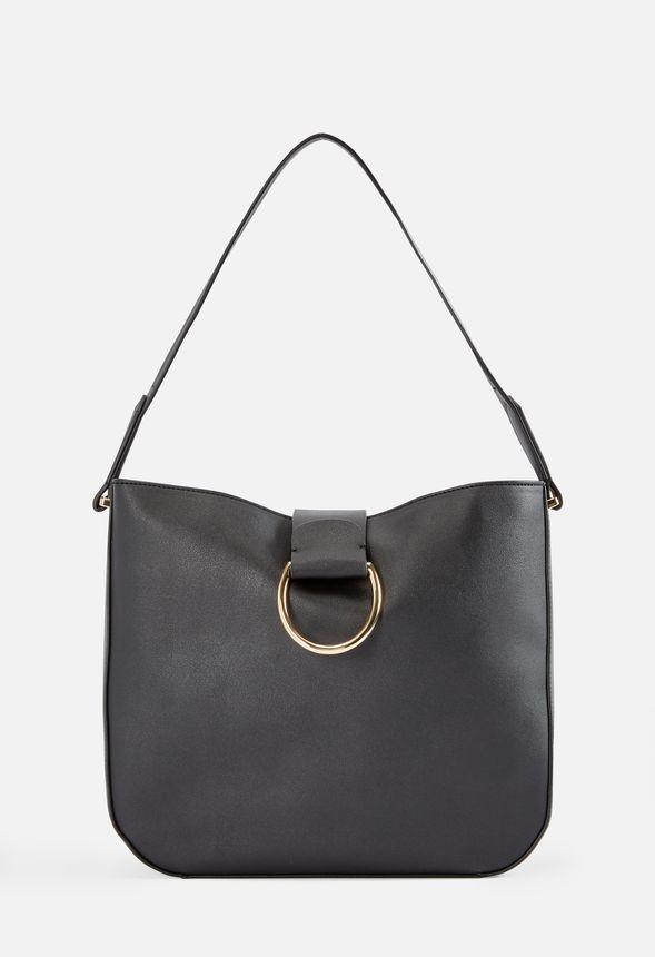 0653726a256 op in Bag Handtassen Go verzending For Shoulder Gratis Zwart It NXnkwP80O