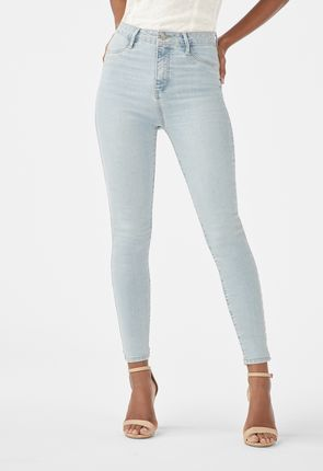 6fa565a8048 High Waisted Shaping Skinny Jeans ...