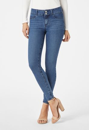 fbe7e2c8599 Booty Lifter Skinny Jeans ...