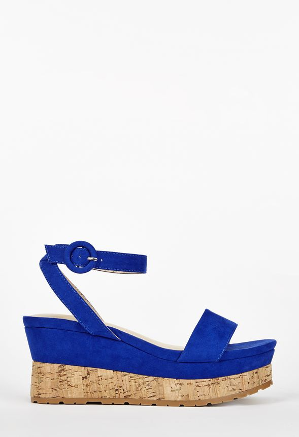 d1caec658be Beks Shoes in Cobalt - Get great deals at JustFab