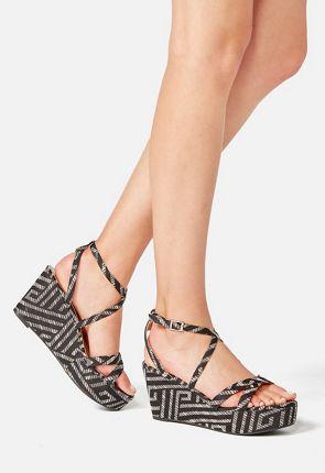 Chaussures Cambria en Noir - Livraison gratuite sur JustFab