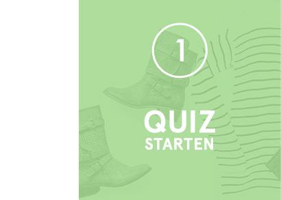 Mache das Style-Quiz