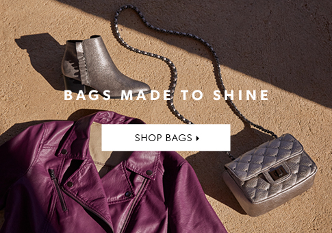 Bags made to shine