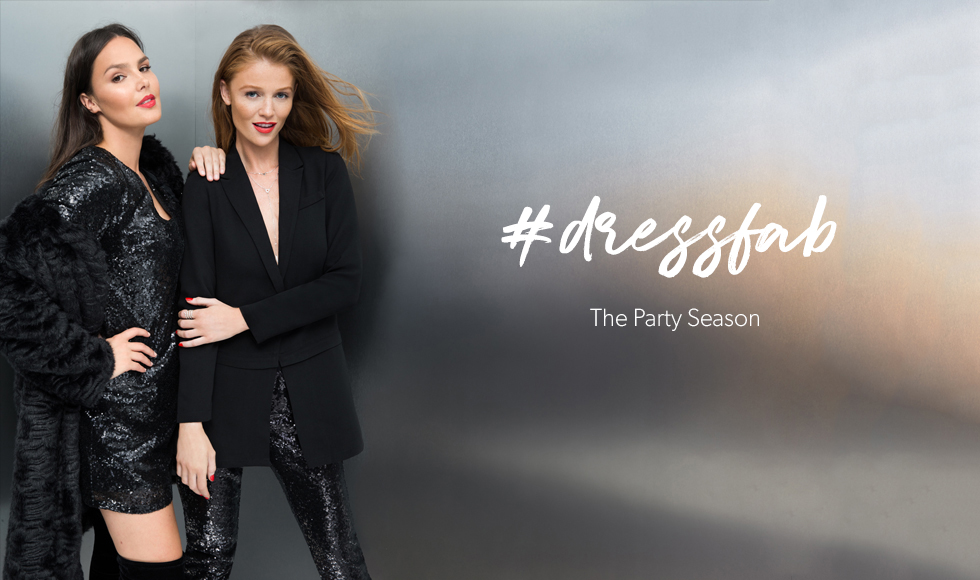 #dressfab The Party Season