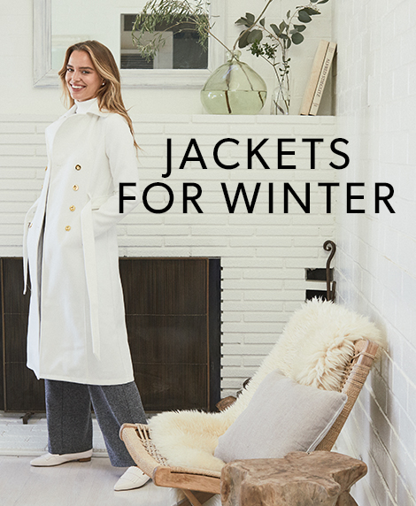 Jackets for winter