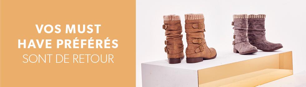 266c015867 Mode femme | Chaussures, accessoires & vêtements top ventes | JustFab