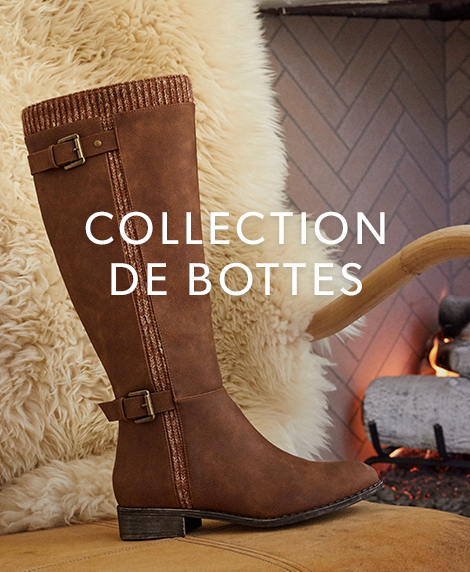 Collection de bottes
