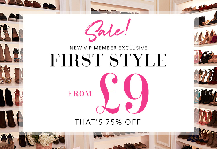 FIRST STYLE FROM £9