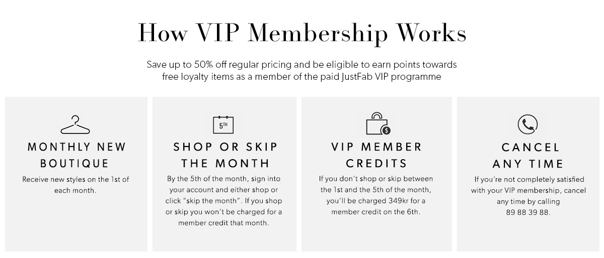How VIP Membership Works