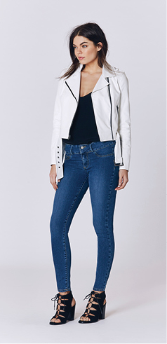 Body Shaping Jeans JustFab