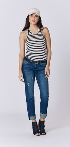 Relaxed Jeans JustFab