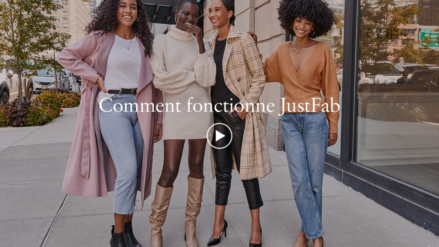 Comment fonctionne JustFab